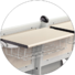HONGJI ISO14001 certified school desk chair factory for school