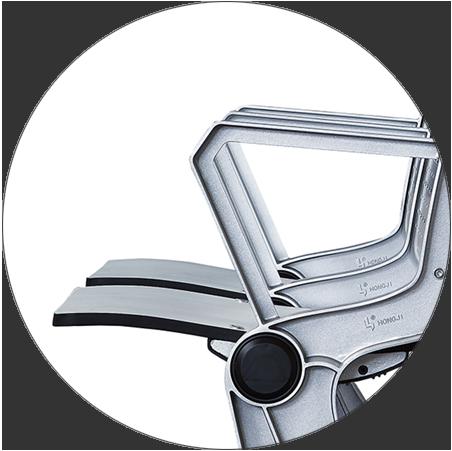 HONGJI ISO14001 certified school desk chair combo manufacturer fpr classroom-2
