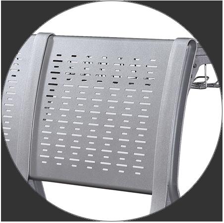 HONGJI ISO14001 certified school desk chair combo manufacturer fpr classroom-3