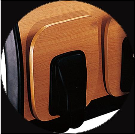 HONGJI ISO14001 certified class desk manufacturer for school-2