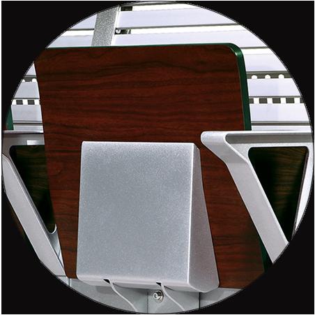 HONGJI ergonomic student desk and chair for school-8