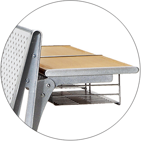 HONGJI ISO14001 certified innovative classroom furniture fpr classroom-4