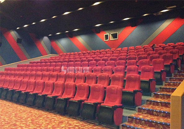 HONGJI elegant moving chairs movie theaters factory for theater-11
