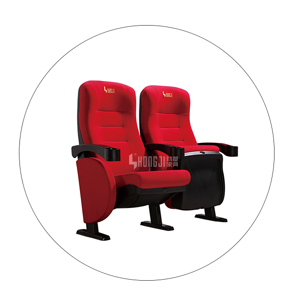 HONGJI elegant moving chairs movie theaters factory for theater-5