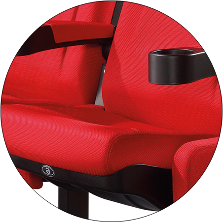 fashionable home theater recliners hj9911b competitive price for importer