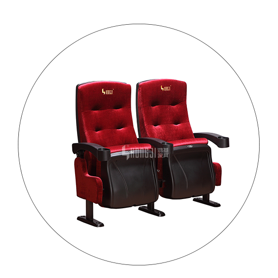 fashionable cinema chairs hj815a directly factory price for importer