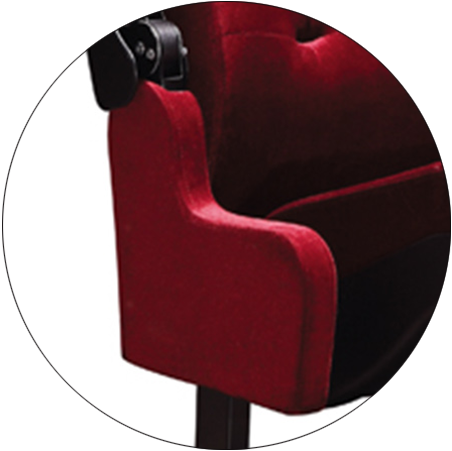 fashionable cinema chairs hj815a directly factory price for importer-6