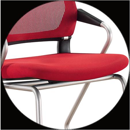 HONGJI minimalist office chair supplier for sale-3