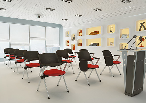 HONGJI minimalist conference seating well-know factory for conference-11