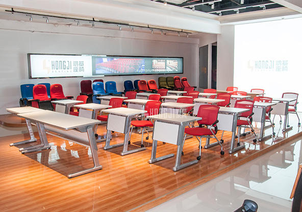 HONGJI foldable office furniture exporter for school