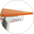 HONGJI foldable small office desk factory for school