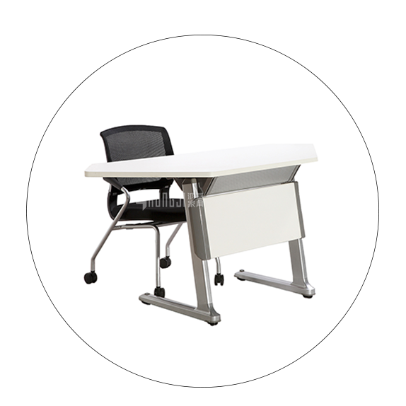 foldable modern office desk hd09 factory for school-5