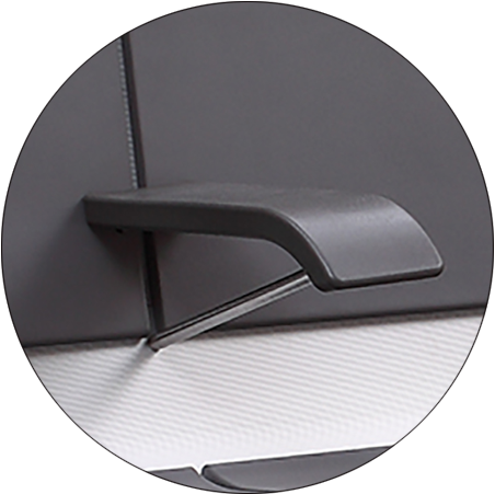 HONGJI durable in use modern waiting room chairs for hosiptal-7