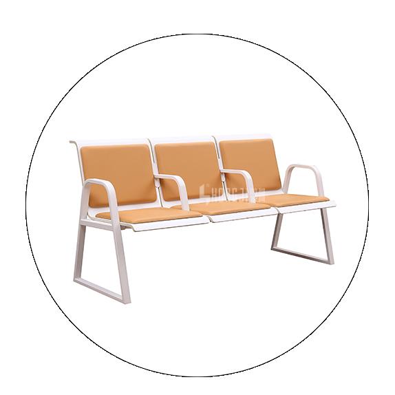 HONGJI h60b3 reception seating design for bank-5