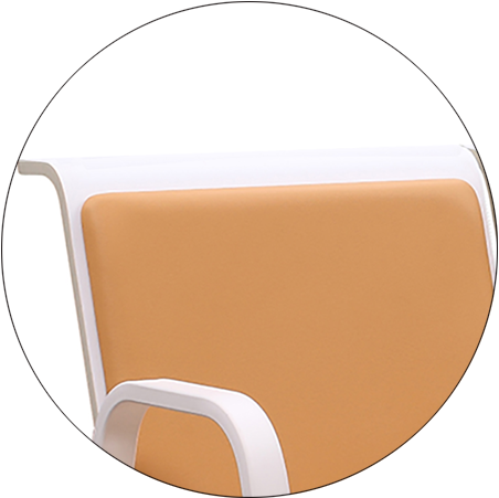HONGJI h60b3 reception seating design for bank-2