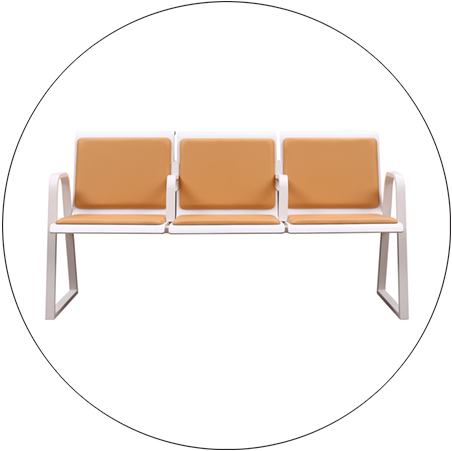 HONGJI durable in use waiting room chairs factory for hosiptal-8