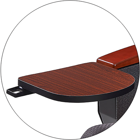 HONGJI elegant auditorium theater seating supplier for university classroom-6