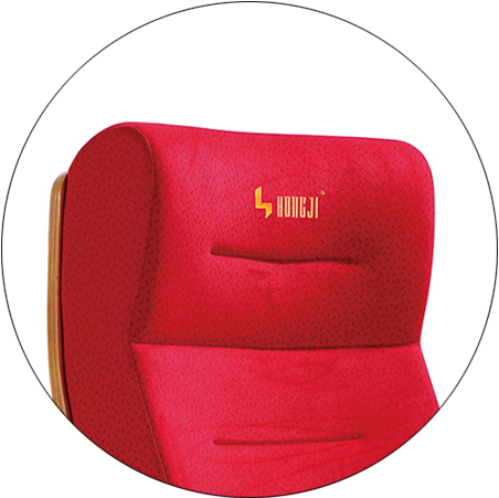 HONGJI excellent auditorium seat supplier for student