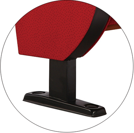 HONGJI excellent auditorium seat supplier for student-4