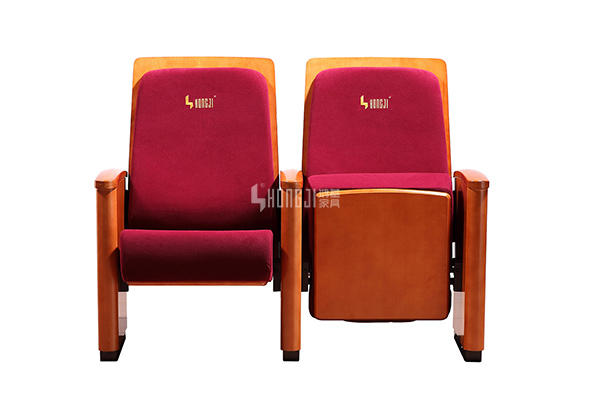 HONGJI outstanding durability lecture hall chairs factory for university classroom