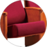 HONGJI unparalleled auditorium seating chairs supplier for student