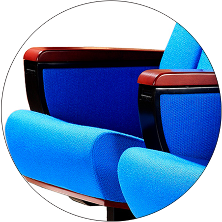 HONGJI excellent two seat theater seating supplier for office furniture-8