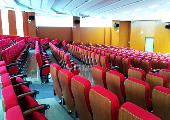 HONGJI excellent red theater seating manufacturer for cinema-10