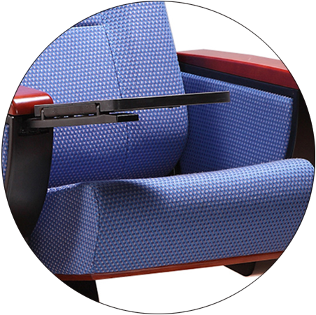 HONGJI 2 seat theater seating manufacturer for office furniture-8