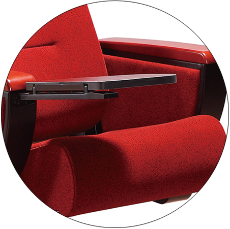HONGJI outstanding durability small theater chairs supplier for sale-8