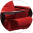 HONGJI outstanding durability small theater chairs supplier for sale