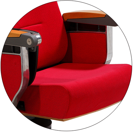 HONGJI high-end commercial theater seating manufacturers supplier for university classroom-8