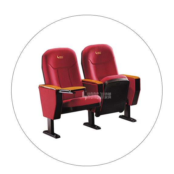 HONGJI 4 chair theater seating factory for office furniture-5
