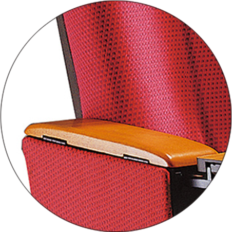 HONGJI excellent new theater seats manufacturer for cinema-3