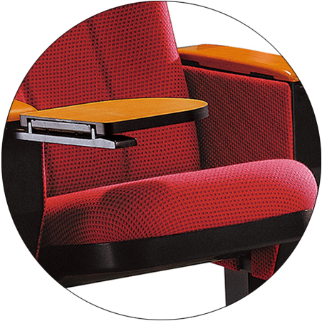 HONGJI 4 chair theater seating factory for office furniture-8
