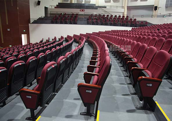 HONGJI 4 chair theater seating factory for cinema-10