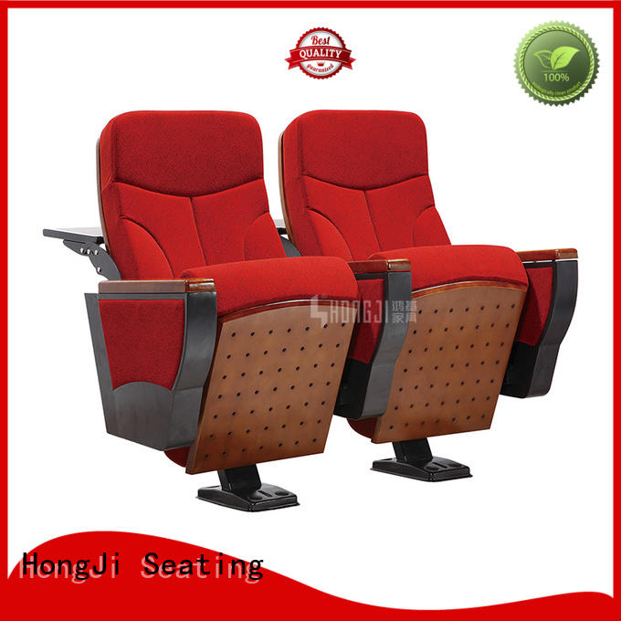 HONGJI high-end lecture seating factory for student