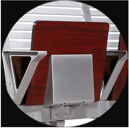 HONGJI tc905a classroom chair with desk factory fpr classroom-2
