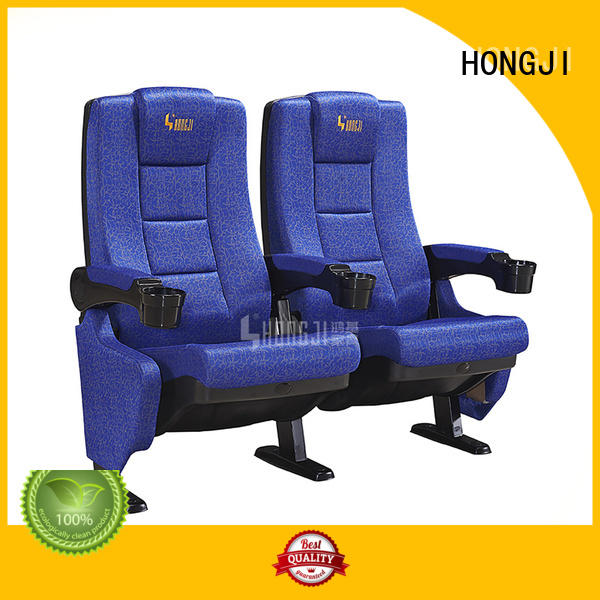 elegant movie chairs hj812 competitive price for importer