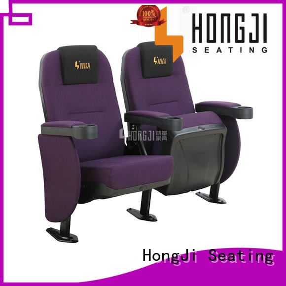 HONGJI hj9504 home cinema chairs competitive price for theater