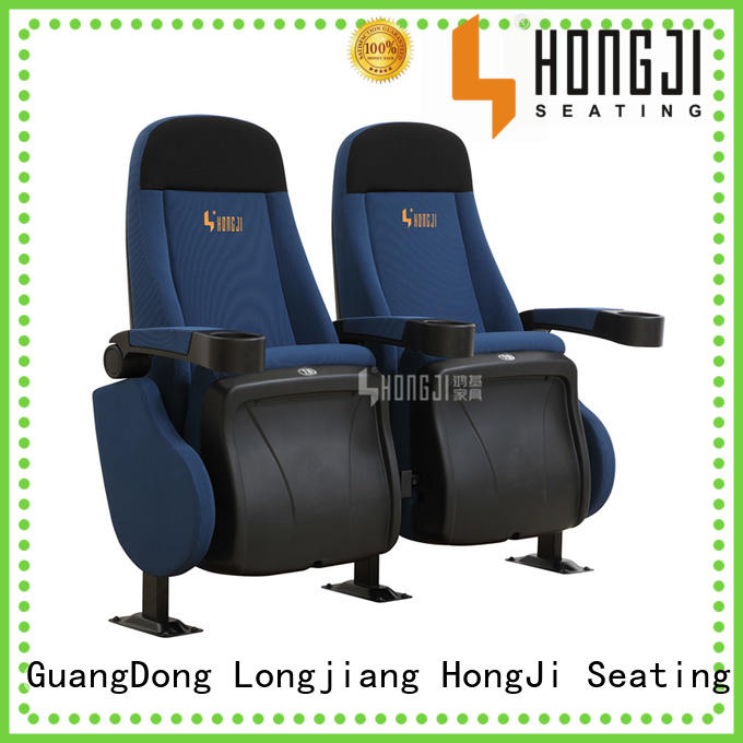 fashionable theater room recliners hj9923 competitive price for importer