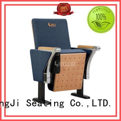 HONGJI newly style stackable auditorium seating factory for cinema