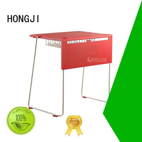 HONGJI foldable office table factory for school