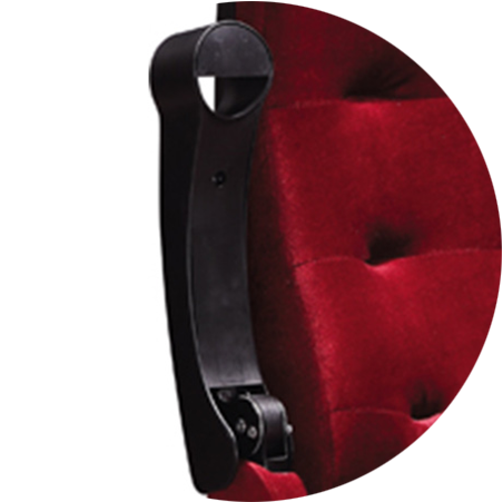 fashionable movie theater recliners for sale hj9913b directly factory price for theater-3