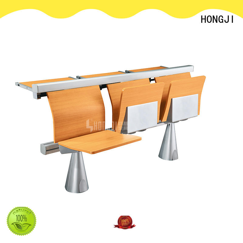 HONGJI tc922d student table and chair for university