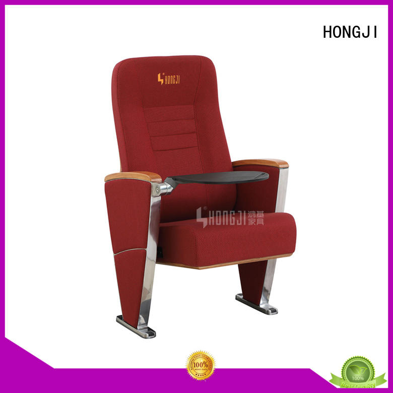 HONGJI excellent best church chairs supplier for student