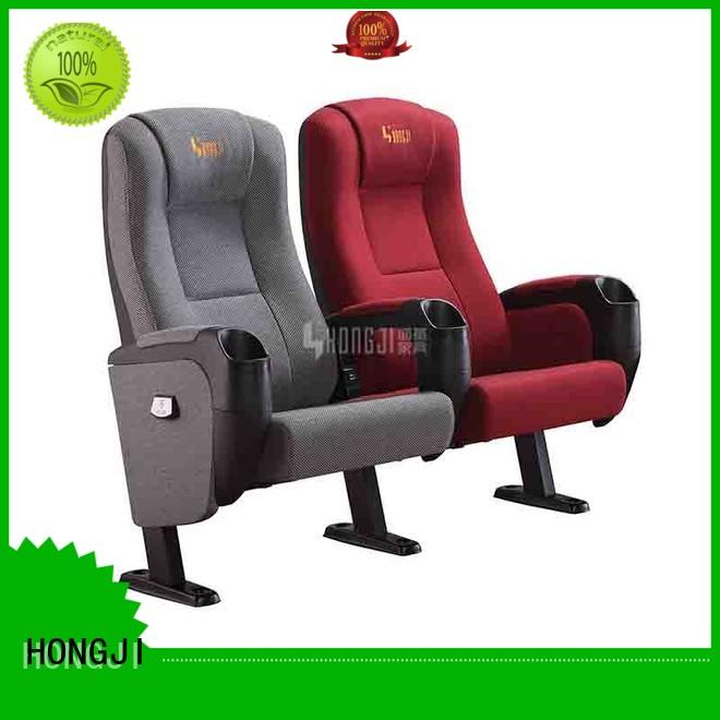 HONGJI fashionable movie chairs factory for sale
