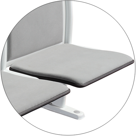 ISO9001 certified desk and chair combo tc004 manufacturer fpr classroom-2