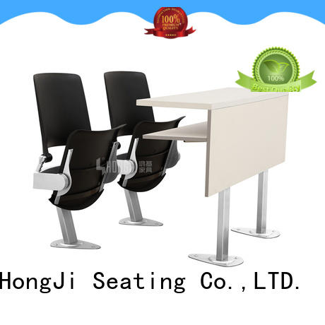 HONGJI ISO14001 certified school table chair manufacturer fpr classroom