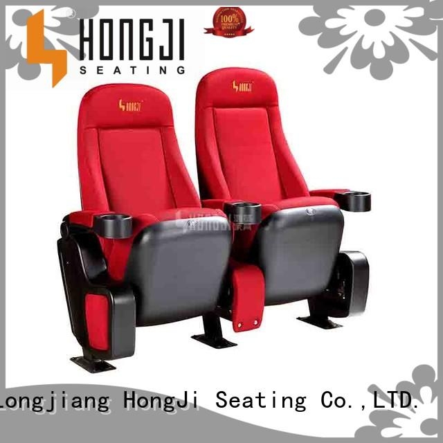 fashionable theater room recliners hj16f competitive price for theater
