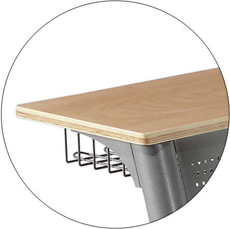 HONGJI ISO14001 certified school tables and chairs factory for high school-3
